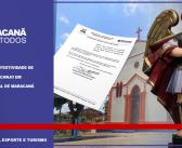 LEI TRANSFORMA A FESTIVIDADE DE SÃO MIGUEL ARCANJO EM PATRIMÔNIO CULTURAL DE MARACANÃ